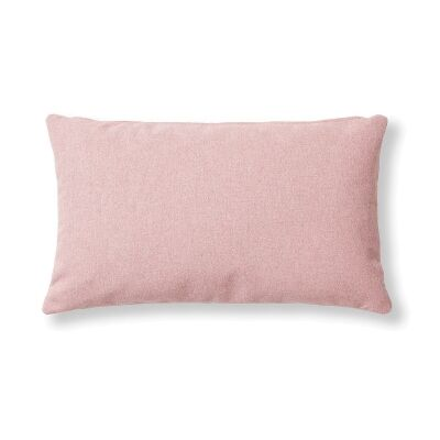 Franco Fabric Lumbar Cushion, Pink