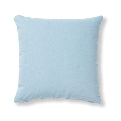 Franco Fabric Scatter Cushion, Powder Blue
