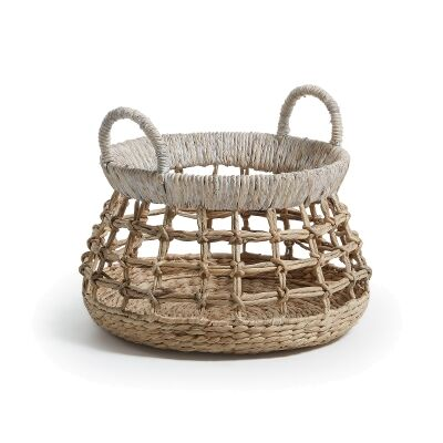Marisa Water Hyacinth Basket