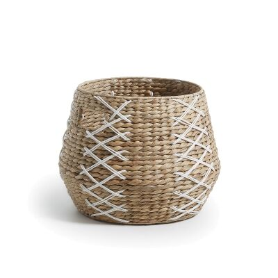 Marji Water Hyacinth Basket