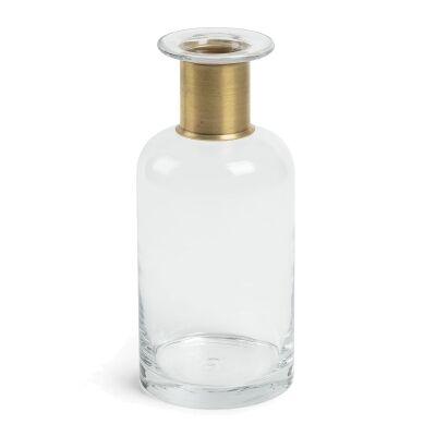 Shalloch Glass Bud Vase