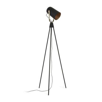Alora Metal Tripod Floor Lamp