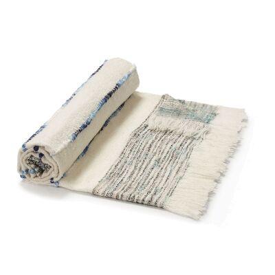 Irwin Plaid Cotton Throw, 170x130cm
