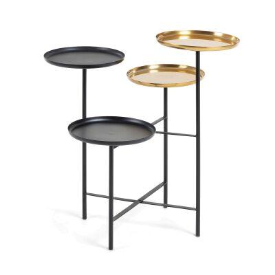 Hanifa Metal Side Table