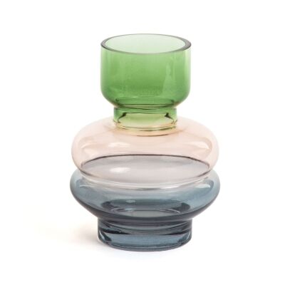 Camerton Glass Vase, Small
