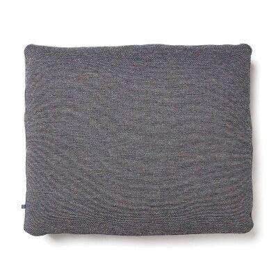 Lorton Fabric Euro Cushion, Grey
