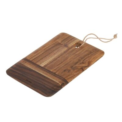 Roslin Acacia Timber Serving Board, 30x20cm