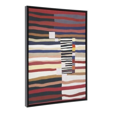 Torryburn Framed Abstract Canvas Wall Art, 70cm