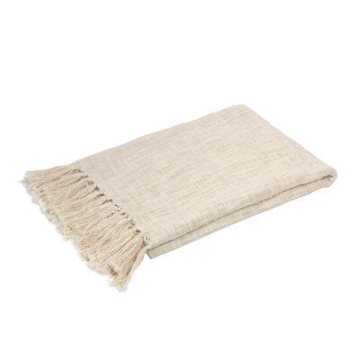 Raix Cotton Throw, 130x170cm