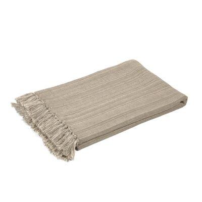 Vinax Cotton Throw, 130x170cm