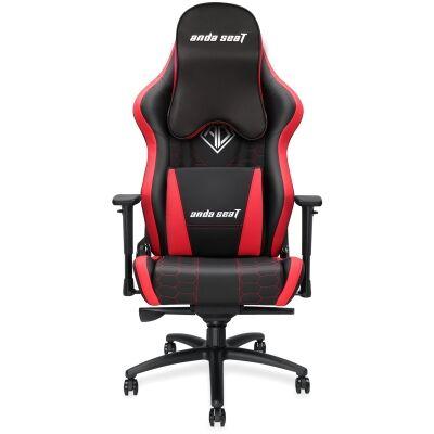 Anda Seat AD4XL Gaming Chair, Spirit King, Black / Red