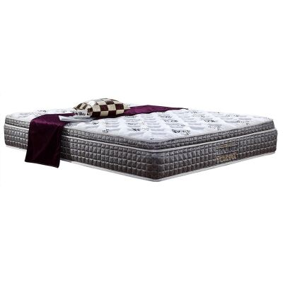 Stardust Affinity Multi Zone Medium Firm Mattress with Pillow Top, Double