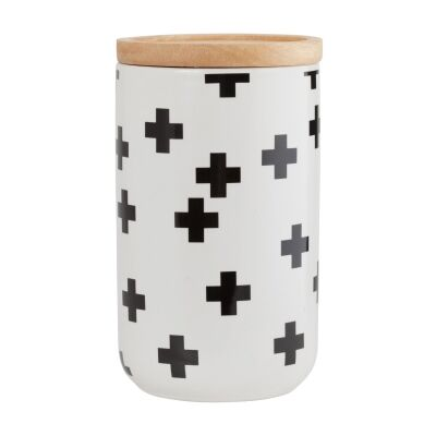 Adair Ceramic Tall Canister