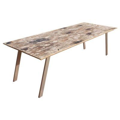 Mirlande Mango Wood Dining Table, 260cm
