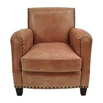 Rolleston Leather Armchair