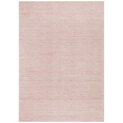 Allure Cloud Hand Loomed Modern Rug, 400x300cm, Rose
