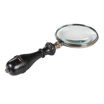 Oxford Rosewood Handle Magnifier