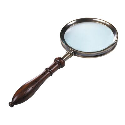 Regency Rosewood Handle Magnifier