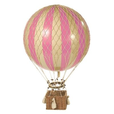 Royal Aero Hot Air Balloon Model, Pink