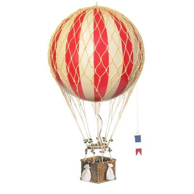 Royal Aero Hot Air Balloon Model, Red