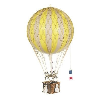 Royal Aero Hot Air Balloon Model, Yellow