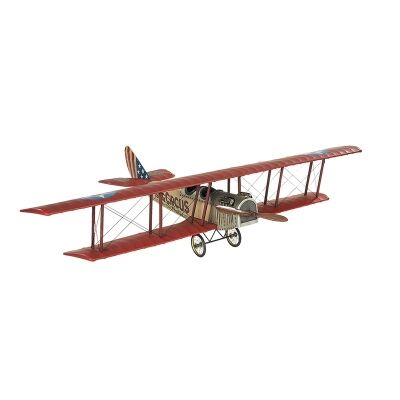 Flying Circus Jenny Airplane Scale Model -  Medium