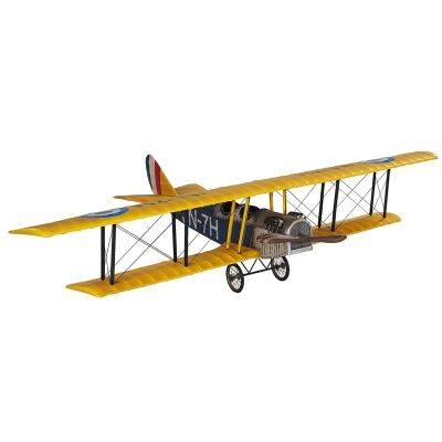 Jenny JN-7H Classic Barnstormer Scale Model - Medium