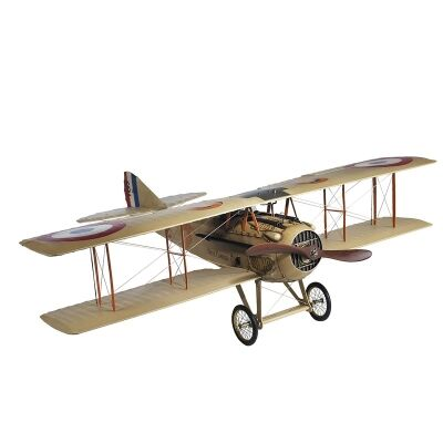 Spad XIII Vieux Charles Airplane Scale Model
