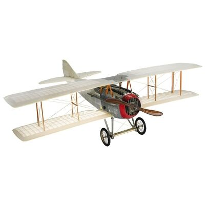 Spad XIII Capel Coch Transparent Airplane Scale Model