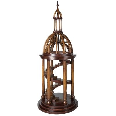Handcrafted Solid Timber Bell Tower Antica Model