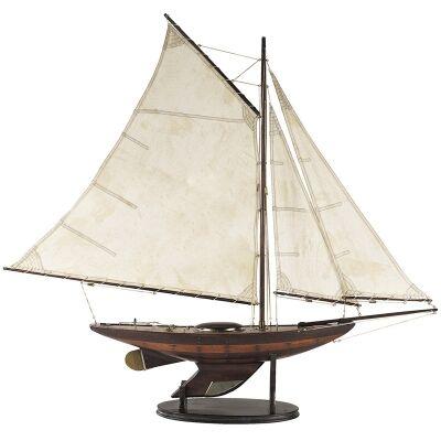 Ironsides Yacht Model - Small