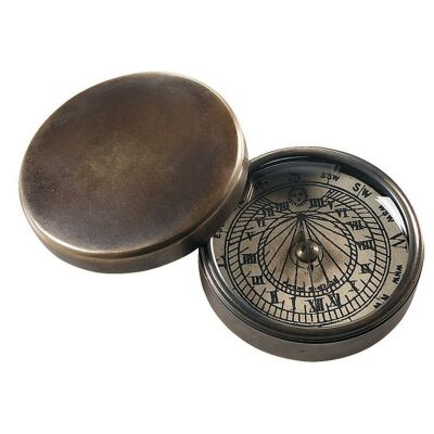 Tradewinds Solid Brass Compass