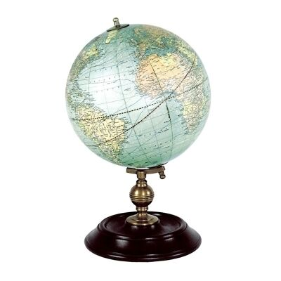 Weber Costello 1920s USA Tabletop Globe - Small