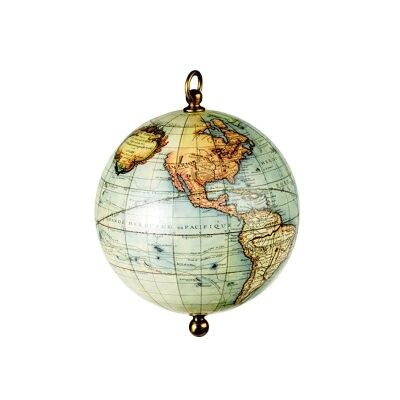 The Age of Exploration Keepsake Hanging Globe