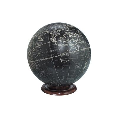 Soild Timber Globe Base (Base Only)