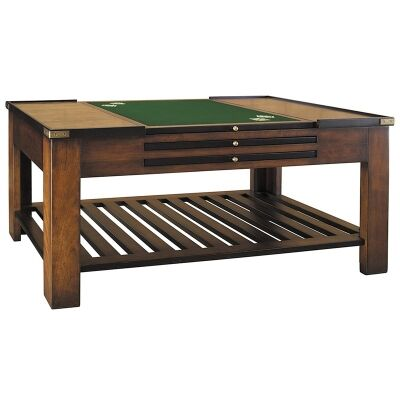Salontafel Solid Timber 120cm Coffee/Game Table