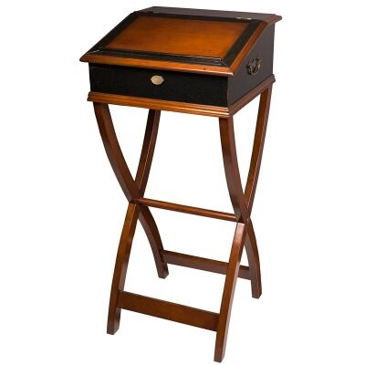 Cheviot Solid Timber Desktop Lectern