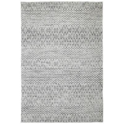 Amristar Camphils Modern Tribal Rug, 230x160cm, Grey