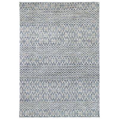 Amristar Camphils Modern Tribal Rug, 330x240cm, Navy