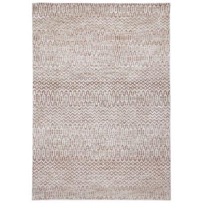 Amristar Camphils Modern Tribal Rug, 230x160cm, Rust