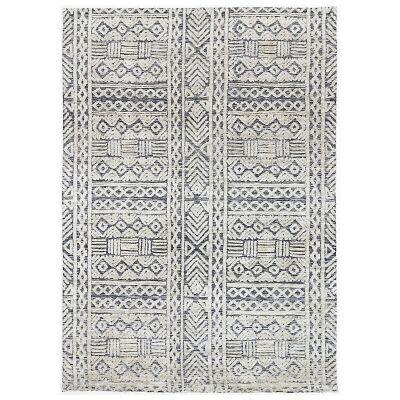 Amristar Glenroy Modern Tribal Rug, 330x240cm, Navy