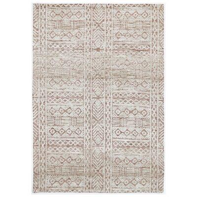 Amristar Glenroy Modern Tribal Rug, 230x160cm, Rust