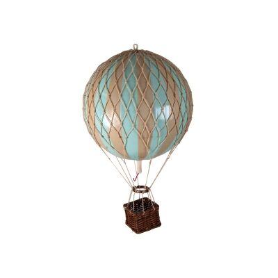 Floating The Skies Hot Air Balloon Model, Mint