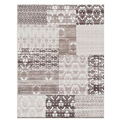 Savannah Bliss Modern Rug, 80x150cm, Brown