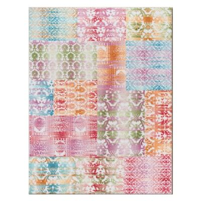 Savannah Bliss Modern Rug, 80x150cm, Multi