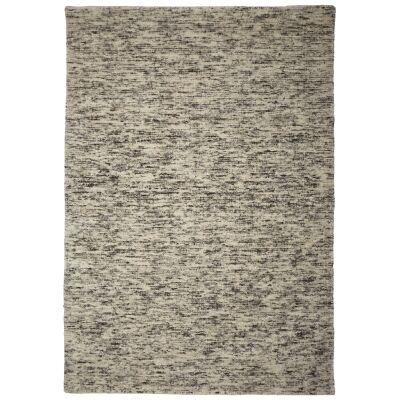 Ascot No.811 Handmade Wool Rug, 290x200cm, Carbon