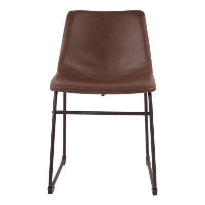 Centiar Faux Leather Dining Chair