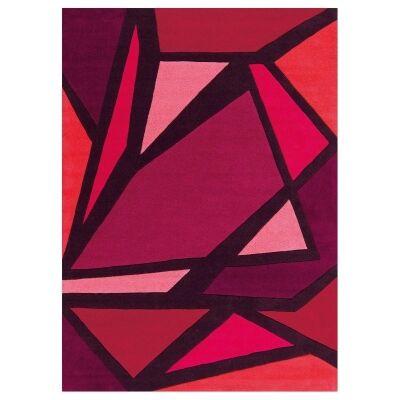 Arte Espina Joy Hand Tufted Designer Kid's Rug, 240x170cm, Pink