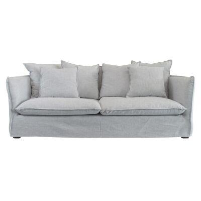 Aruba Fabric Sofa, 3 Seater