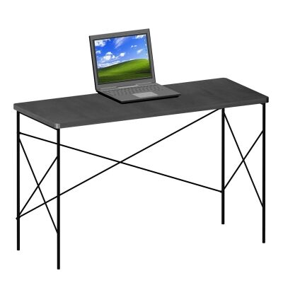 Harvey 120cm Student Desk - Espresso